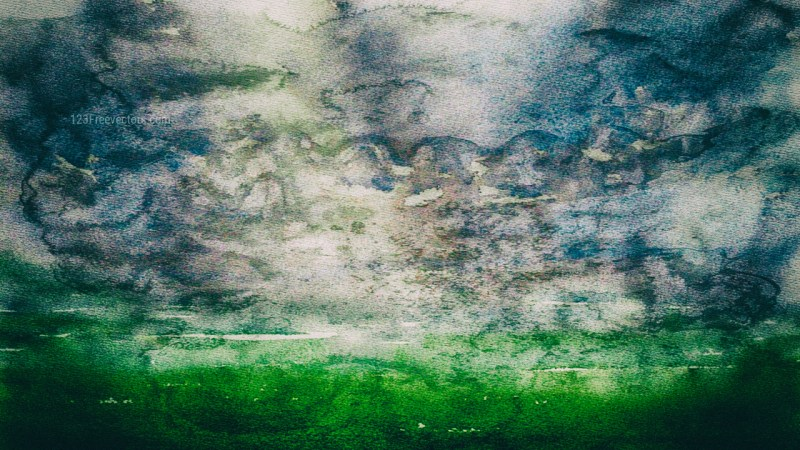 Black Blue and Green Background Texture Image