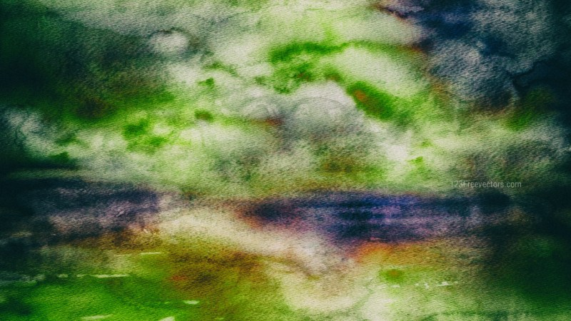 Black Blue and Green Grunge Texture Background Image