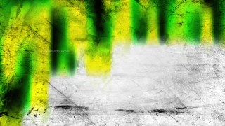 Black Green and Yellow Grunge Background Texture Image