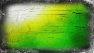 Black Green and Yellow Grunge Background Texture