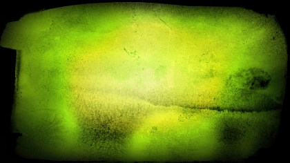 Black Green and Yellow Texture Background