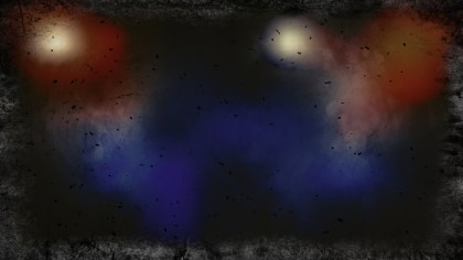 Black Red and Blue Grunge Texture Background Image