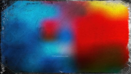 Black Red and Blue Background Texture Image