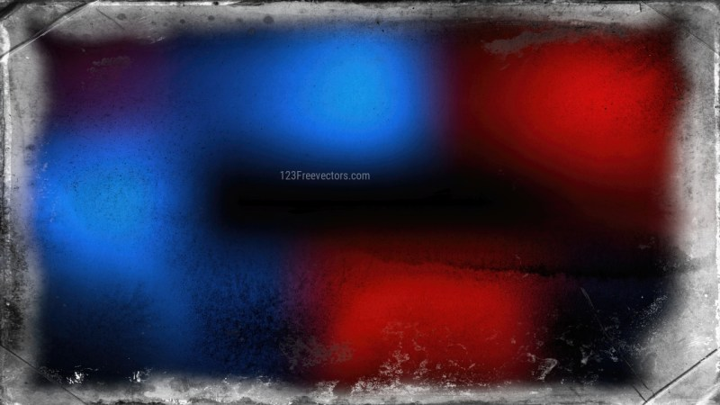Black Red and Blue Texture Background