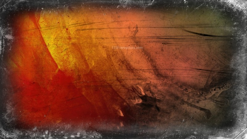 Black Red and Green Grungy Background Image