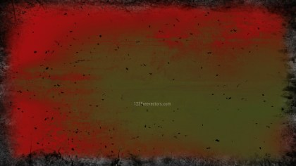Black Red and Green Textured Background Image