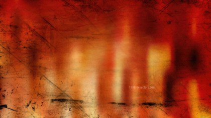 Black Red and Orange Grunge Background Image