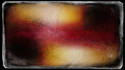 Black Red and Orange Dirty Grunge Texture Background