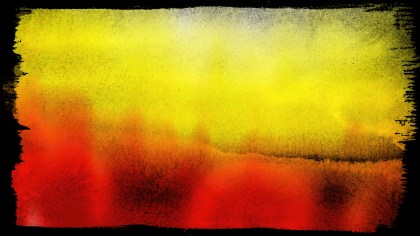 Black Red and Yellow Textured Background Image