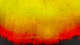 Black Red and Yellow Background Texture Image