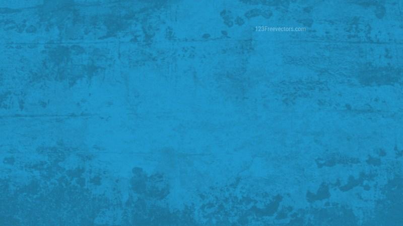 Blue Dirty Grunge Texture Background