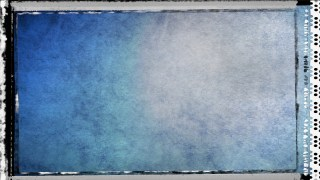 Blue and Grey Dirty Grunge Texture Background Image