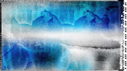 Blue and Grey Grungy Background Image