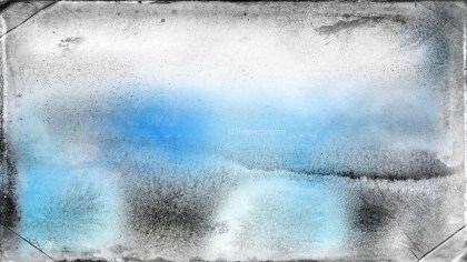 Blue and Grey Dirty Grunge Texture Background