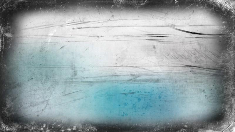 Blue and Grey Grunge Background Image