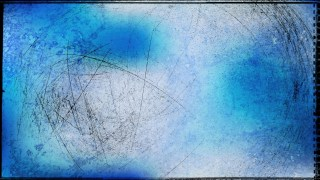 Blue and Grey Grunge Background