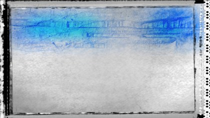 Blue and Grey Grunge Background Image