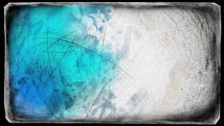 Blue and Grey Grungy Background
