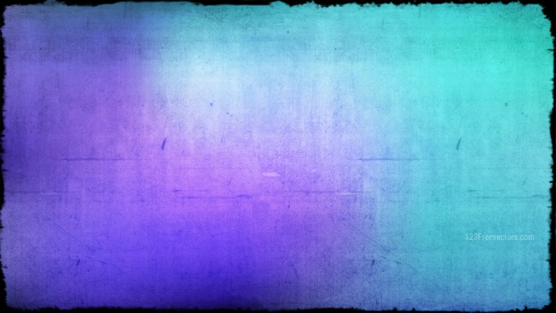 Blue and Purple Grungy Background