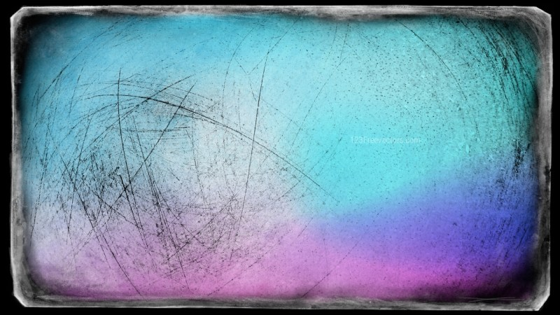 Blue and Purple Grunge Background