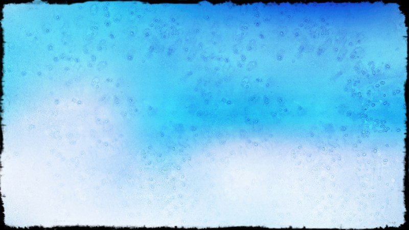 Blue and White Grunge Background Texture Image