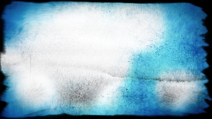 Blue and White Background Texture Image