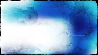 Blue and White Grunge Texture Background