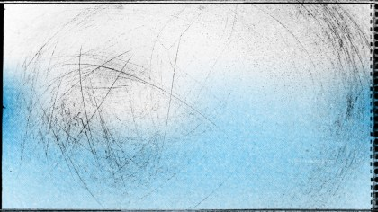 Blue and White Grunge Background Texture