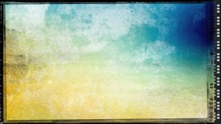 Blue and Yellow Background Texture
