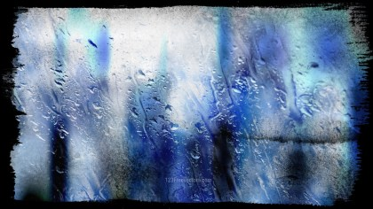 Blue Black and White Background Texture Image