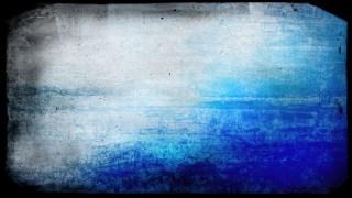 Blue Black and White Grunge Background Image