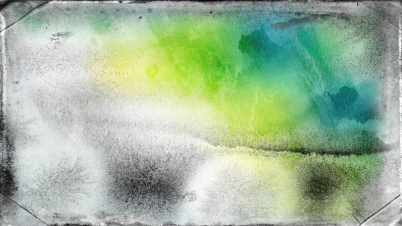 Blue Green and White Textured Background