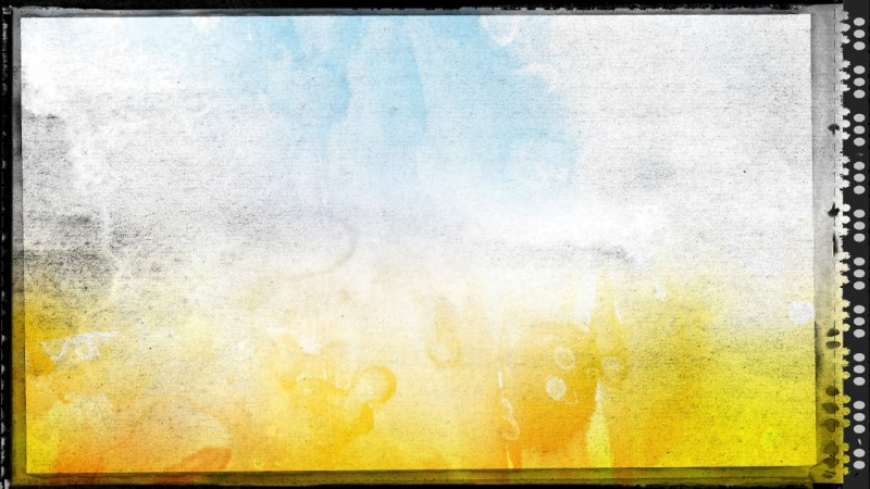 Blue Orange and White Textured Background