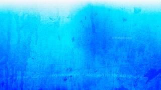 Bright Blue Grunge Background Image
