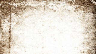 Brown and White Grunge Background Image