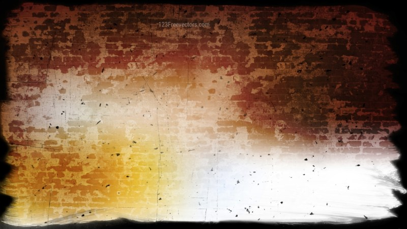 Brown and White Dirty Grunge Texture Background