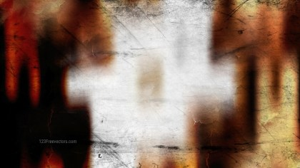 Brown Black and White Grunge Background Texture Image