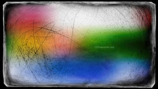 Colorful Dirty Grunge Texture Background Image