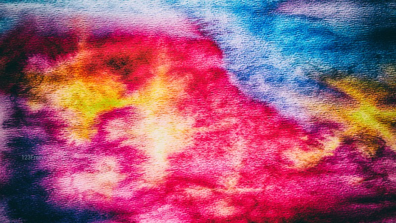 Colorful Grungy Background Image
