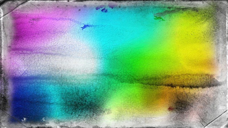 Colorful Dirty Grunge Texture Background
