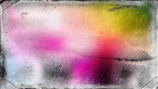 Colorful Grunge Background Texture Image