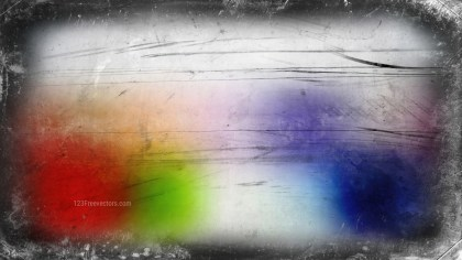 Colorful Grunge Background Image
