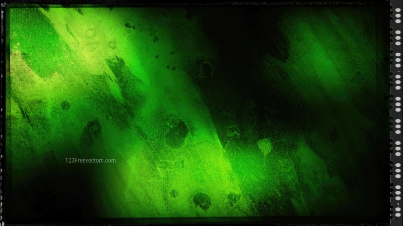 Cool Green Background Texture Image