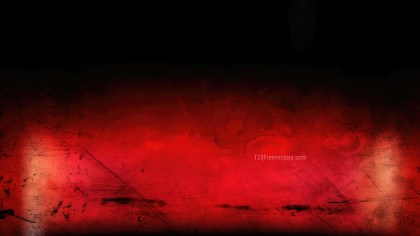 Cool Red Grunge Background