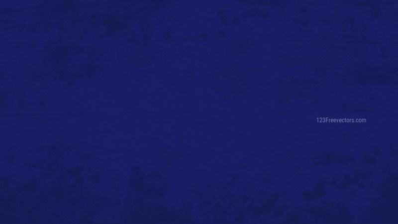 Dark Blue Grunge Texture Background Image
