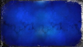 Dark Blue Grunge Background