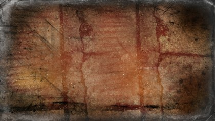 Dark Brown Grunge Background