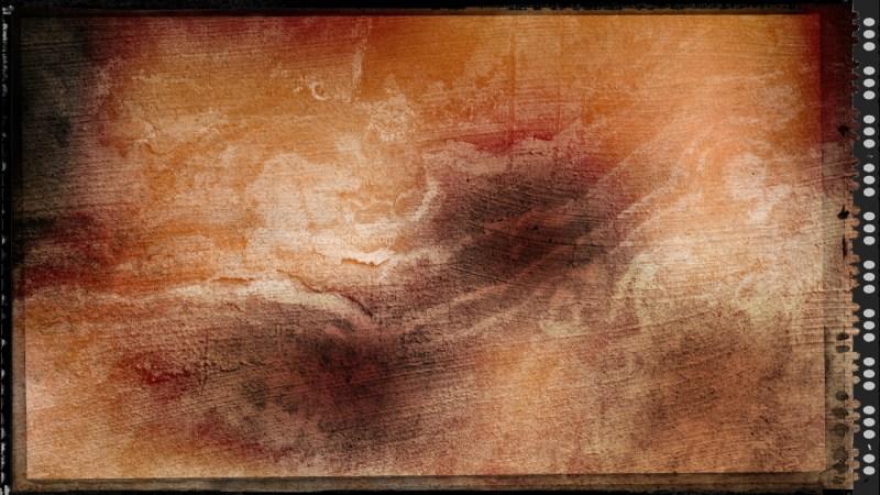 Dark Brown Dirty Grunge Texture Background Image
