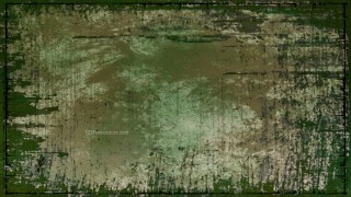 Dark Green Dirty Grunge Texture Background Image