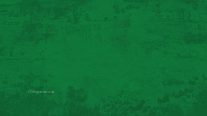 Dark Green Grungy Background